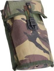 Dutch MOLLE pouch, canteen, DPM, surplus