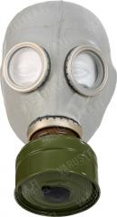 Soviet GP-5 gas mask with bag, grey, surplus