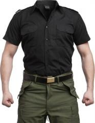 Mil-Tec collared shirt, short sleeve
