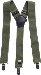 Mil-Tec trouser braces with clips