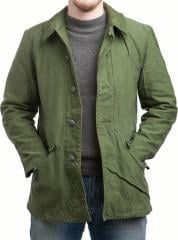 Swedish M59 field jacket, green, surplus