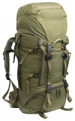 Berghaus Atlas IV Rucksack. Side pouches detached.