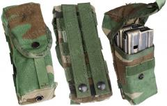 US MOLLE II magazine pouch, surplus.