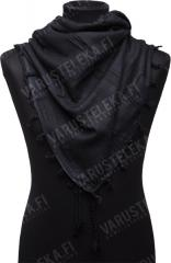 Shemagh scarf, black