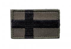 Särmä TST M05 Finnish flag patch, subdued, hook-and-loop
