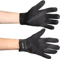 Mil-Tec neoprene gloves, black