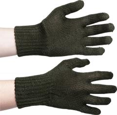 Belgian wool gloves, surplus
