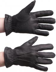 Tegera 950 cut resistant gloves, leather, black