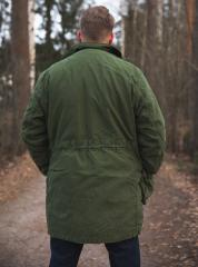 Swedish M59 Parka with Liner, Surplus.