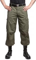 US jungle trousers, first pattern, repro