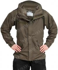Austrian field jacket w. membrane, ECWCS model, surplus