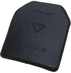 CPE Diamond armour plate, NIJ IV Stand Alone