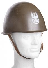 Polish steel helmet, surplus