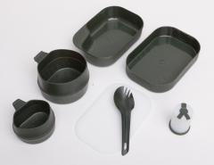 Wildo Camp-A-Box dining kit.