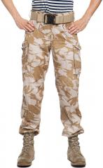 British CS95 trousers, Desert DPM, surplus