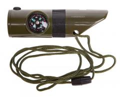 Signal whistle 6in1