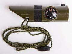 Signal whistle 6in1.