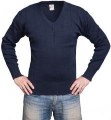 NVA pullover, dark blue, surplus
