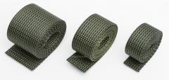 "Webbing strap, by the meter, 19 mm (0.7""). 40 mm, 25 mm and 19 mm."