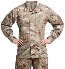 British PCS combat jacket, MTP, unissued