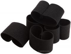 Särmä TST elastic strap loops, 5 pcs
