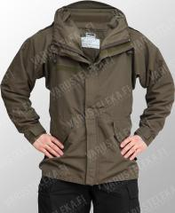 Austrian field jacket w. membrane, ECWCS model, surplus