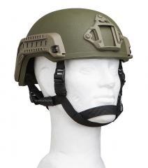 CPE High Cut ballistic helmet, NIJ IIIA