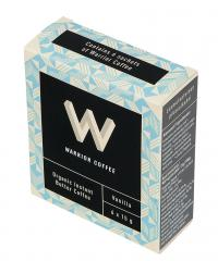 Warrior Coffee, butter coffee, 6-pack