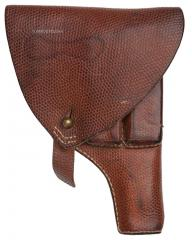 Swedish M1940 holster, brown, surplus
