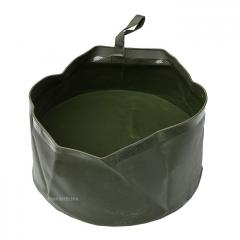 Dutch foldable wash bucket, surplus