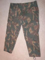 Transkei camouflage trousers #1