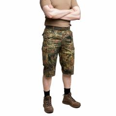 BW shorts, Flecktarn, surplus