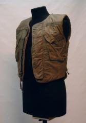 US M-1952A frag vest, surplus