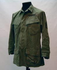 US 3rd Pattern jungle jacket, Small Regular