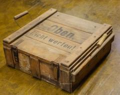 Wehrmacht Flak 88 fuse crate, surplus