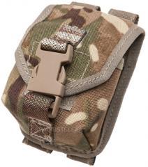 British Osprey hand grenade pouch, MTP, surplus