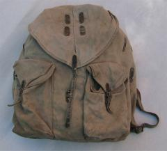 "Finnish ""sipulisäkki"" backpack, WW2 type #2"