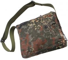 Jämä shoulder bag, Flecktarn camo