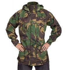 British MVP rain jacket, DPM, surplus