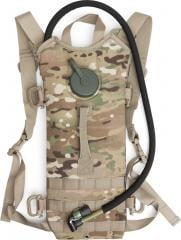 US MOLLE II hydration pack, Multicam, surplus