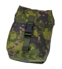 Särmä TST General purpose pouch L, M05 woodland camo