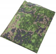 Foxa Action Camo Waterproof Fabric, M05 Woodland, by the metre