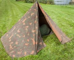 Hungarian M49 tent, surplus