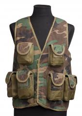 Turkish combat vest, surplus