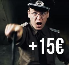 Company training courses: 15 euros more for being semi big