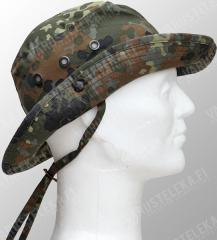 BW Tropical Hat, Flecktarn, surplus
