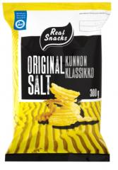 Real Snacks crisps, 100g