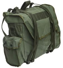 Belgian M55 paracommando backpack, rubberized, surplus