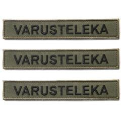 Särmä TST M05 Name Tag w. Custom Text, 3 pcs