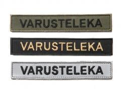 Särmä TST M05 name tag w/ custom text, 3 pcs